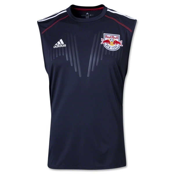 New York Red Bulls Sleeveless Training Jersey