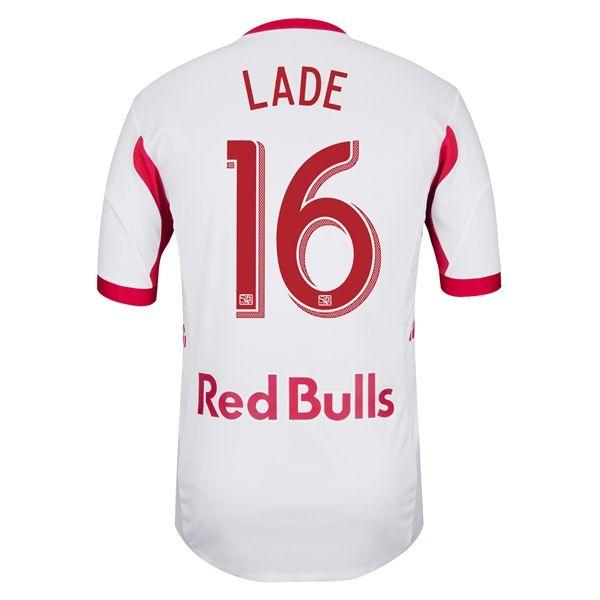 New York Red Bulls 2013 LADE Authentic Primary Soccer Jersey