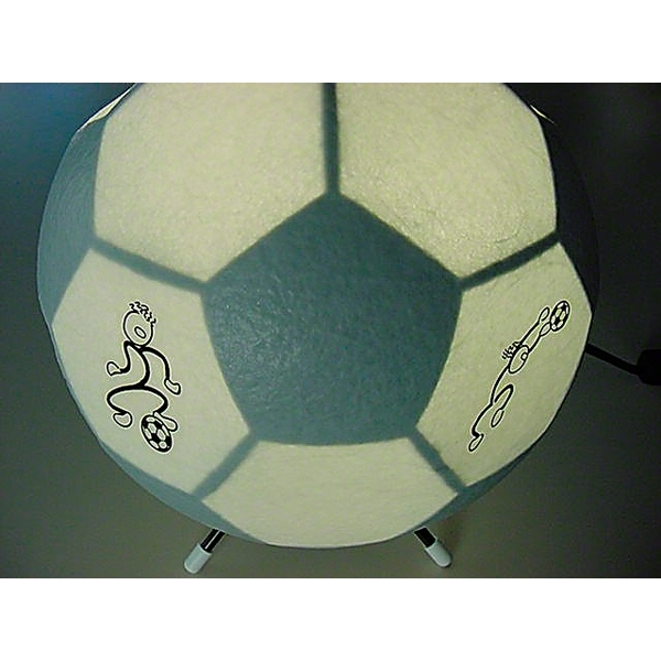 Squiggel Soccer Lamp