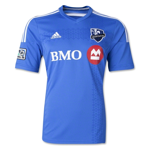 Montreal Impact 2014 Replica Primary Soccer Jersey