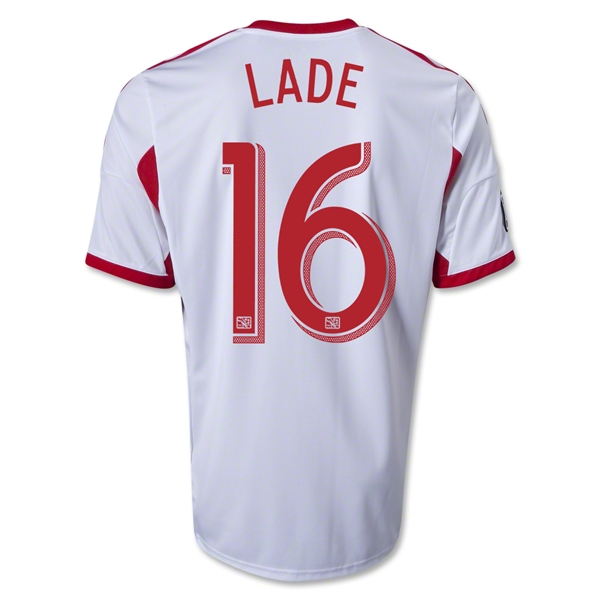 New York Red Bulls 2014 LADE Replica Primary Soccer Jersey