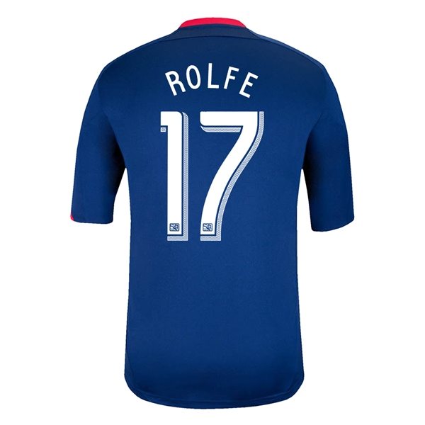 Chicago Fire 2014 ROLFE Secondary Soccer Jersey