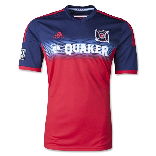 Chicago Fire 2014 Replica Primary Jersey