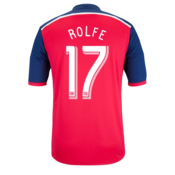Chicago Fire 2014 ROLFE Primary Soccer Jersey
