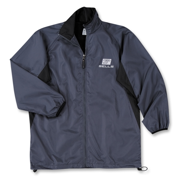 Sells Excel Goalkeeper Rain Jacket (Gray)