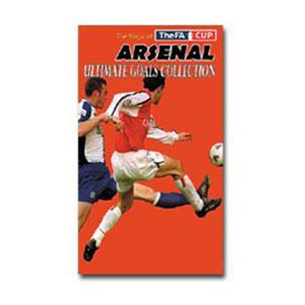 Arsenal Ultimate Goals Soccer DVD Collection