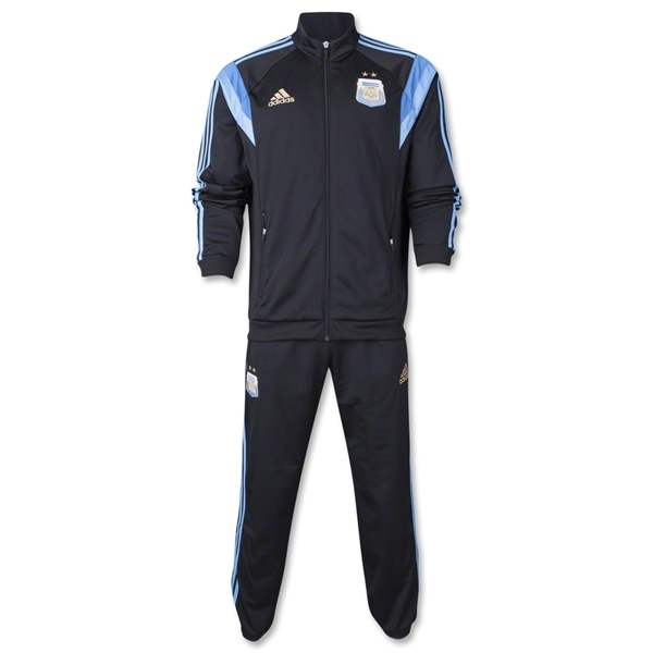 Argentina 2014 Presentation Suit (Black)