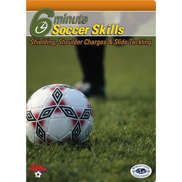 6 Min Skills DVD-Shielding, Shoulder Charges & Slides