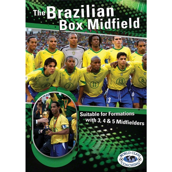 The Brazilian Box Midfield Soccer DVD