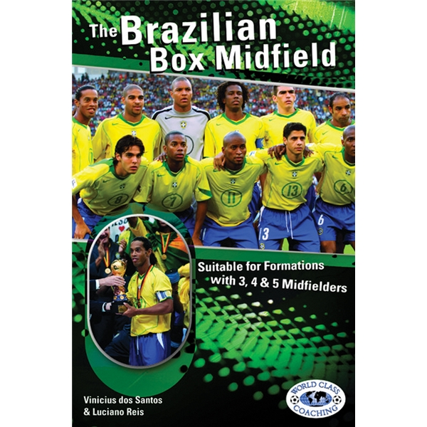 The Brazilian Box Midfield DVD & Book Combo