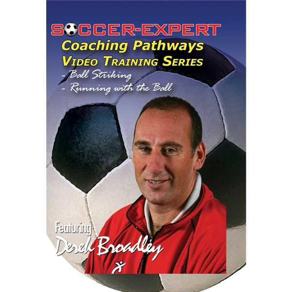 Soccer Expert Coaching Pathways Soccer DVD