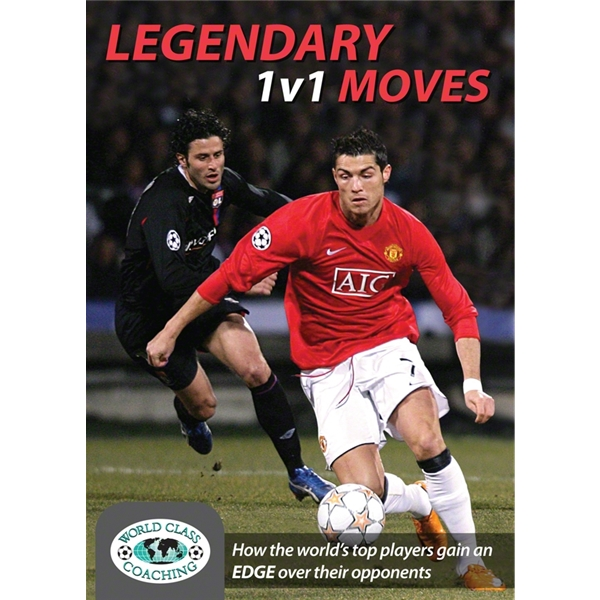 Legendary 1v1 Soccer Moves DVD