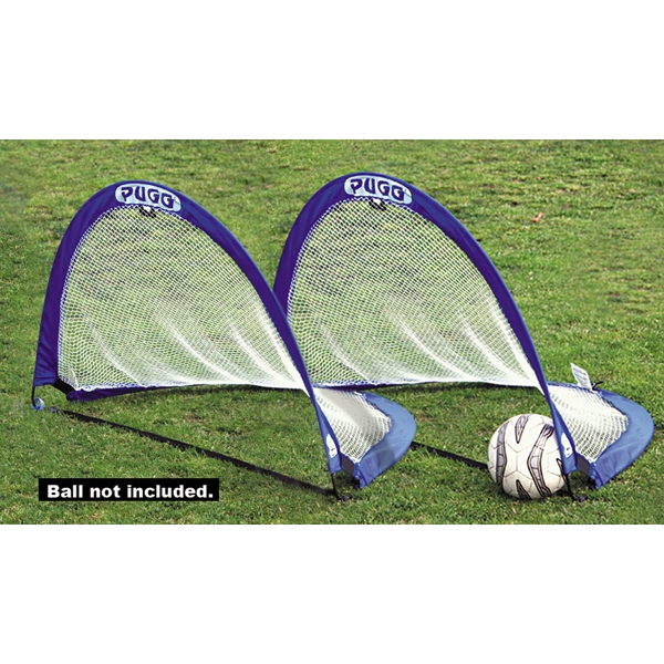 PUGG-Pair of Pop-Up-Goals (4')