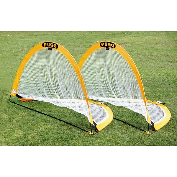 Pugg-Pair of Pop-Up-Goals (6')