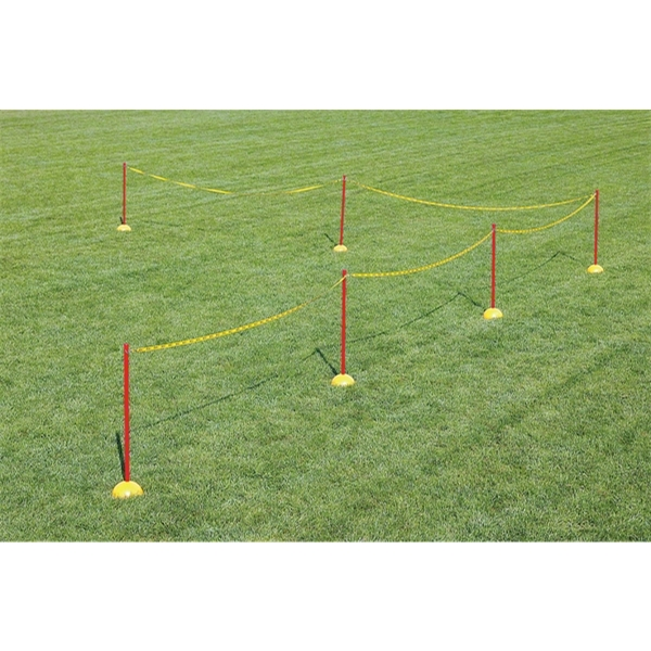 Kwik Goal Restricted Area Marking System