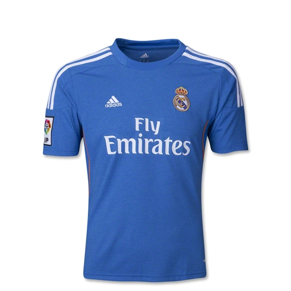 Real Madrid 13/14 Youth Away Soccer Jersey