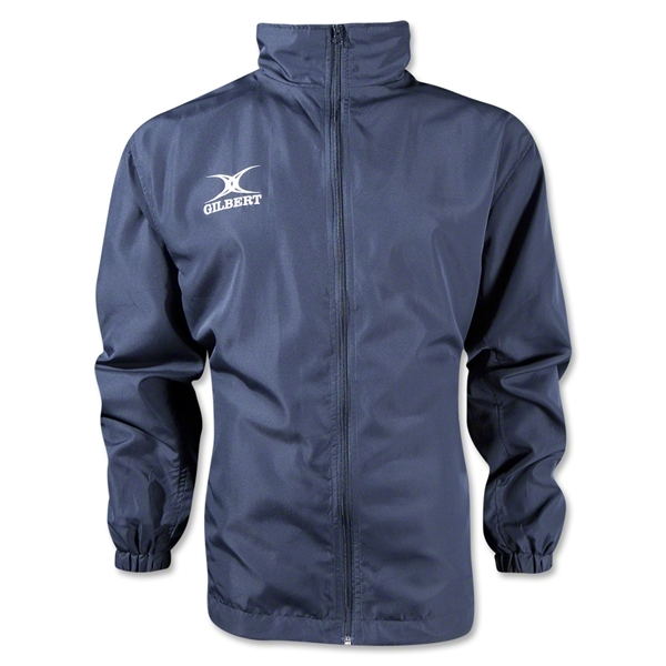 Gilbert Full Zip Shower Jacket (Navy)