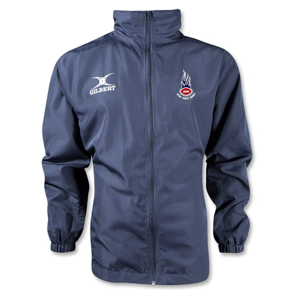 Utah Youth Rugby Shower Full Zip