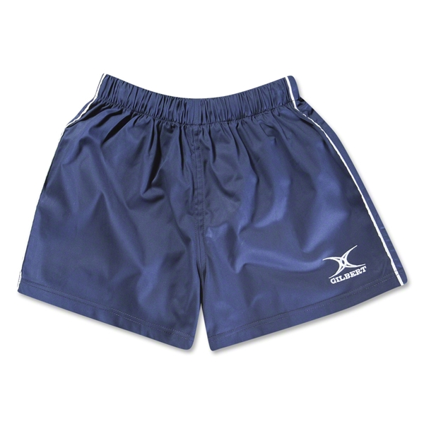 Gilbert Performance Match Rugby Shorts (Navy)