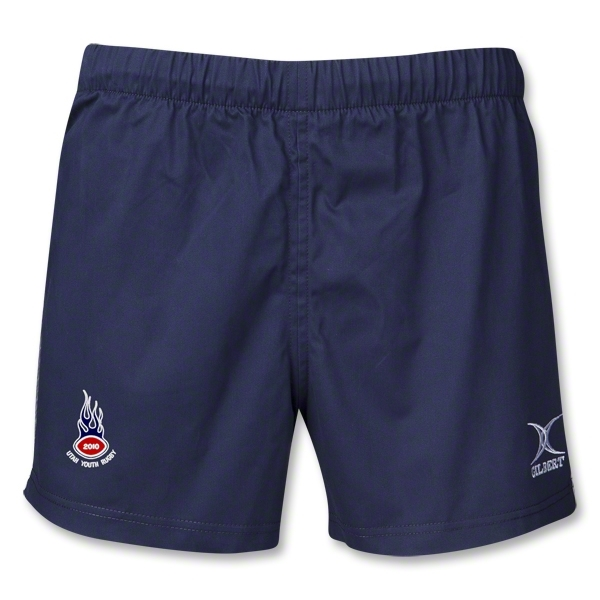 Utah Youth Rugby Match Shorts