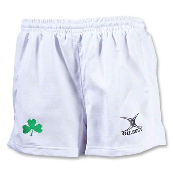 Shamrock Kryten Match Rugby Short (White)