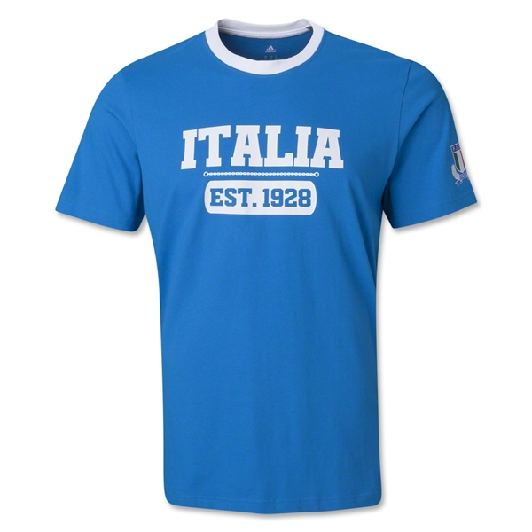 Italy Rugby Est. 1928 Supporter T-Shirt