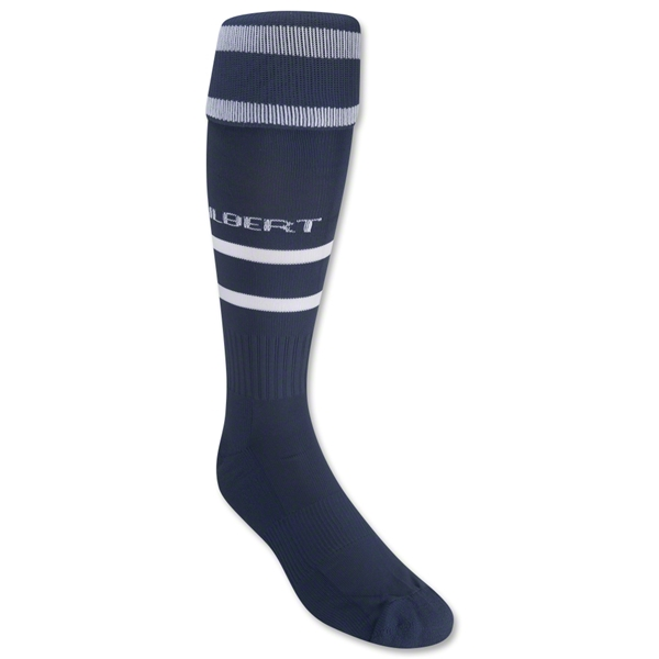 Gilbert Training Sock (Navy/White)