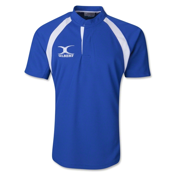 Gilbert Lightweight Match Rugby Jersey (Royal)