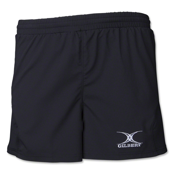 Gilbert Virtuo Rugby Match Short (Black)