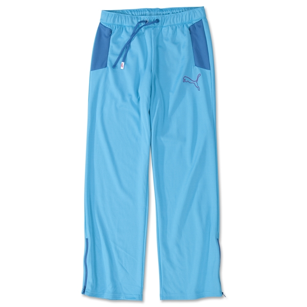 PUMA Statment Women's Pants (Blue)