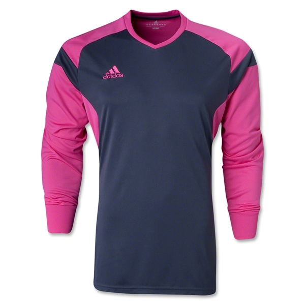 adidas Precio 14 Long Sleeve Goalkeeper Jersey (Dark Gray)