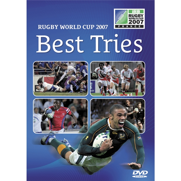 RWC 2007 Best Tries DVD
