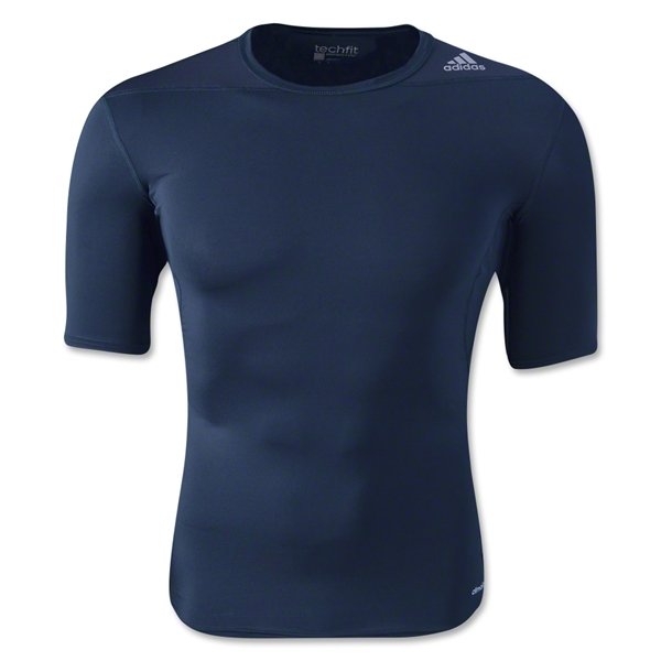 adidas Base TechFit T-Shirt (Navy)