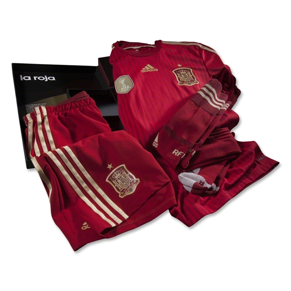 Spain 2014 Home adizero Fan Kit