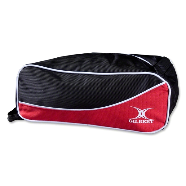 Gilbert Club V2 Boot Bag (Black/Red)