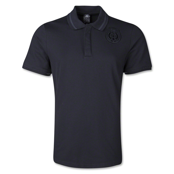 Mexico 2014 Team Polo (Black)