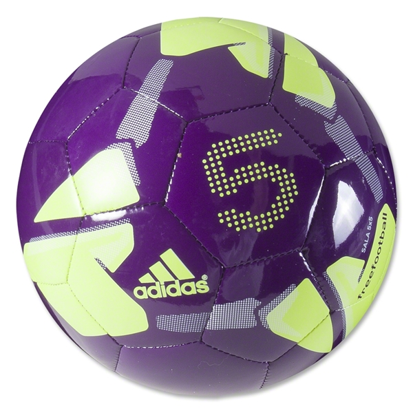 adidas Freefootball Sala Ball (Tribe Purple)