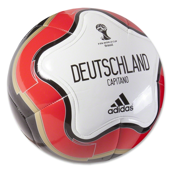 Germany 2014 FIFA World Cup Capitano Ball