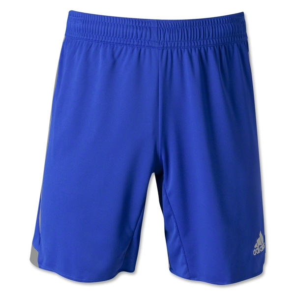 adidas Rush Women's Tiro 13 Short (Royal/Gray)