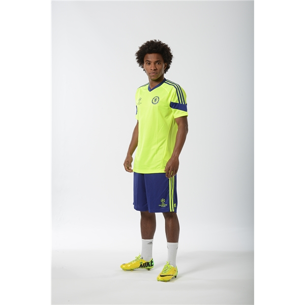 Chelsea 14/15 Europe Training Jersey 2