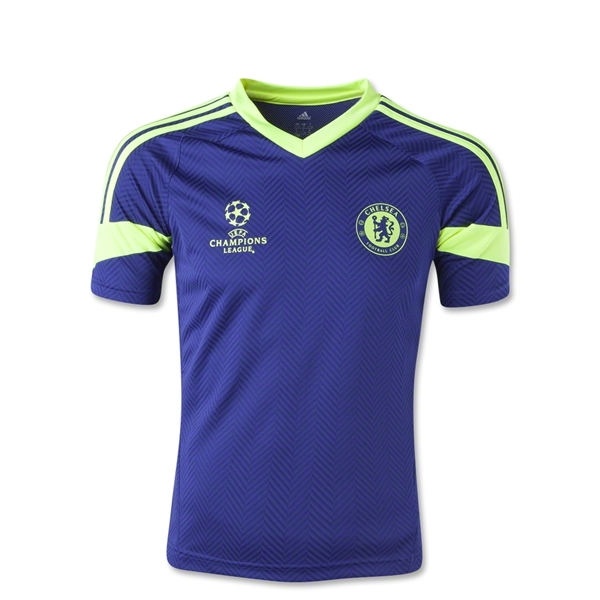 Chelsea 14/15 Youth Europe Training Jersey