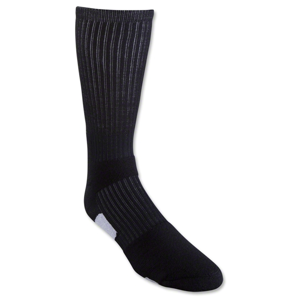 Red Lion Athletic Crew Sock (Blk/Wht)