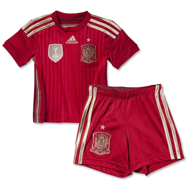 Spain 2014 Home Mini Kit