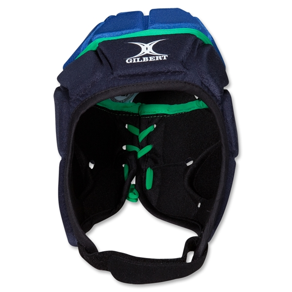 Gilbert Atomic Scrum Cap (Navy/Royal)