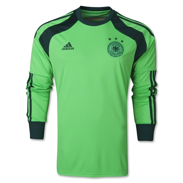 Germany 2014 LS Home Goalkeeper Jersey
