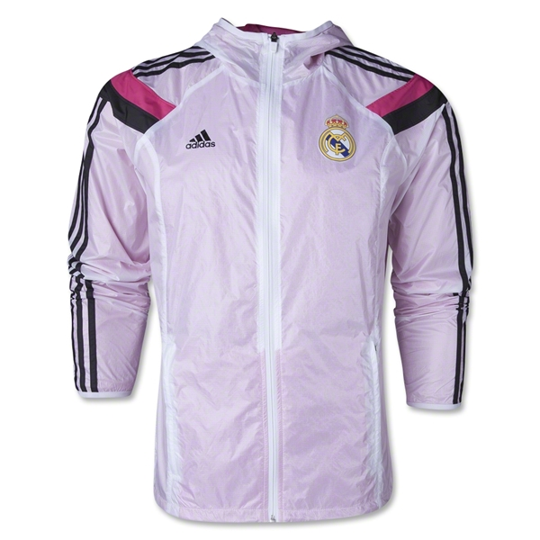 Real Madrid Home Anthem Jacket