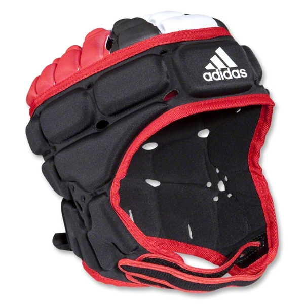 adidas Rugby Scrum Cap (Red/Black)