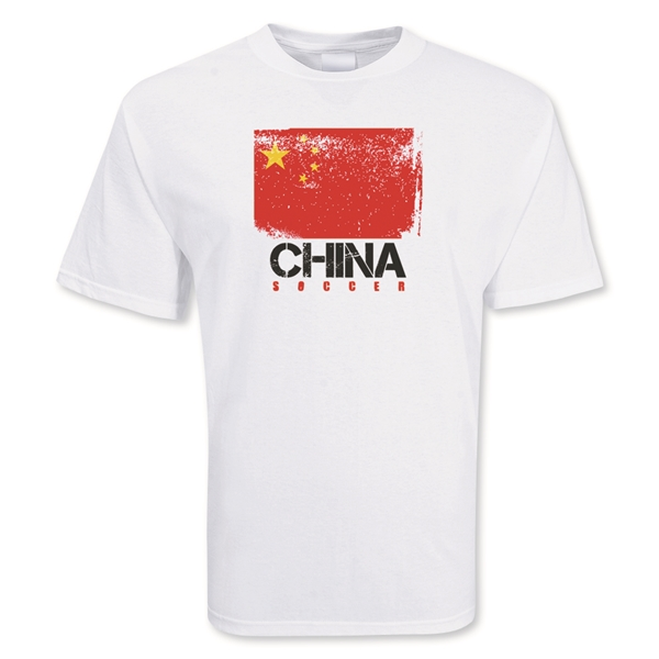 China Soccer T-Shirt