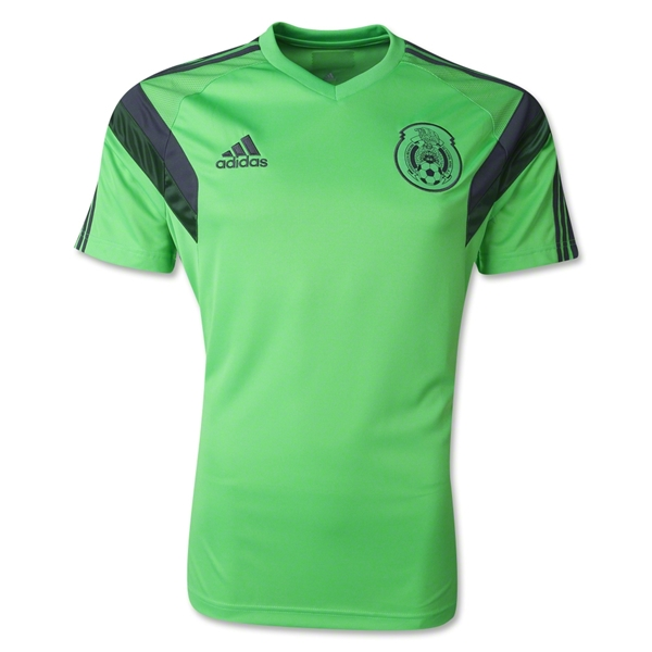 Mexico 2014 Team Training Jersey