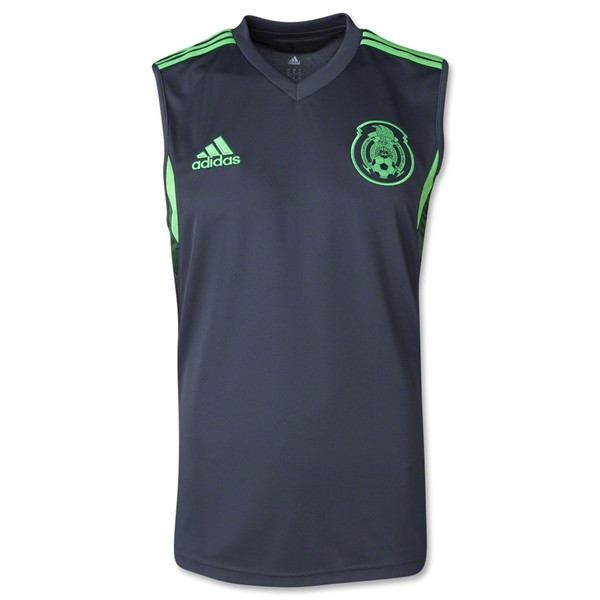 Mexico 2014 Sleeveless Training Jersey